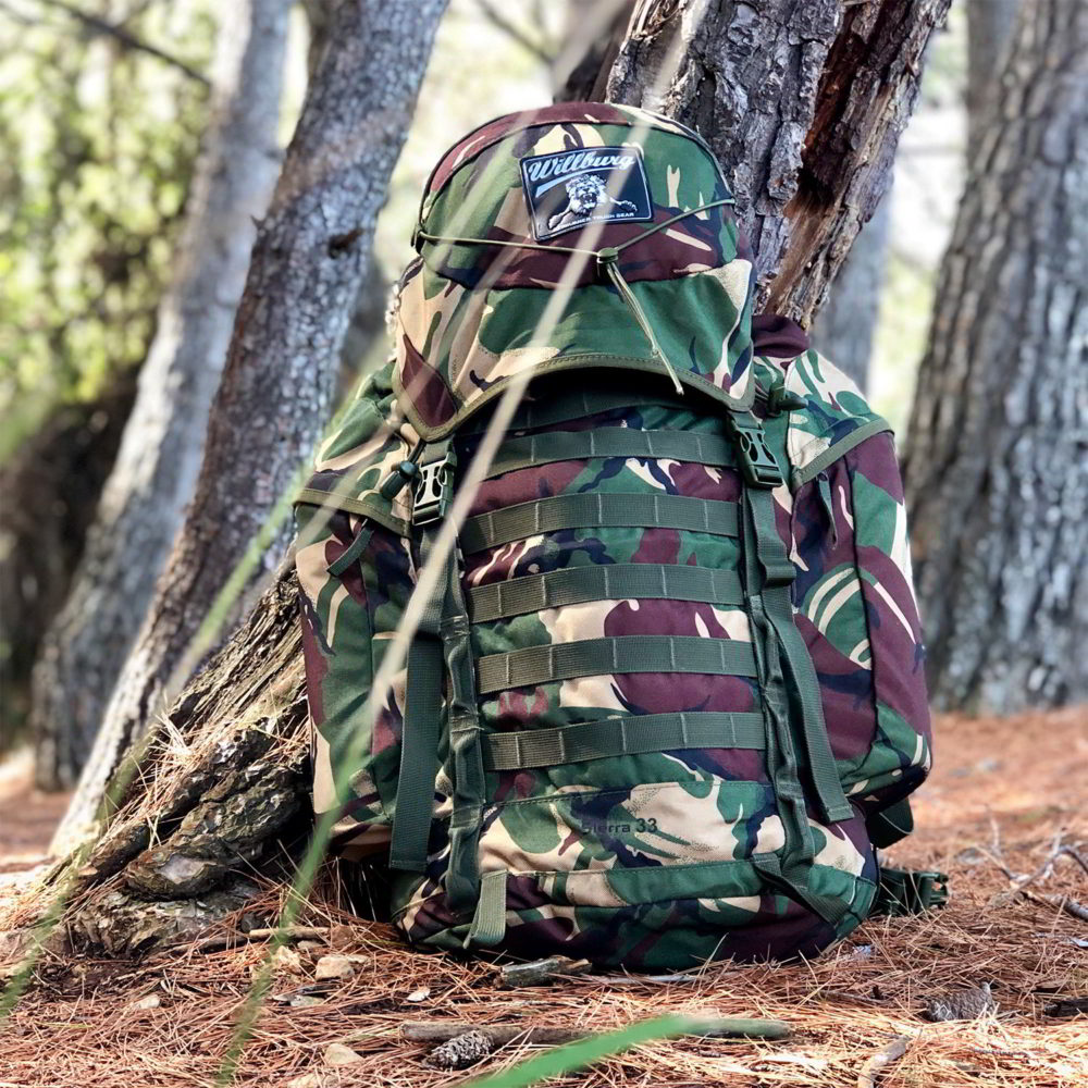 KUDO CAMO - SIERRA 33L - BACKPACK
