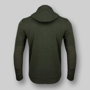 TOPI - Merino Tac Tech Hoodie Jacket