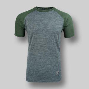 MONGOOSE - Merino Field Tee - T-Shirt
